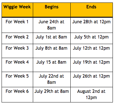Registration Information   Lincoln Summer Camp